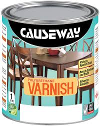 causeway polyurethane varnish gloss satin image