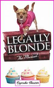 Legally Blonde The Musical Cupcake Theater North