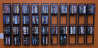 wall mountable cd racks also had something called the which was only 5 per rack but i think these were also discontinued they could be mounted
