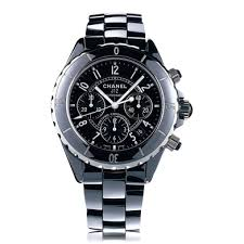 mens chanel watches the watch gallery chanel j12 41mm black ceramic chronograph h0940