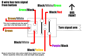 turn signal wiring diagrams turn image wiring diagram flasher relay wiring diagram wirdig on turn signal wiring diagrams