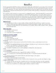 Birth Plan Check List Natural Birth Plan Checklist Estemplate Ga
