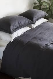 white linen king duvet cover