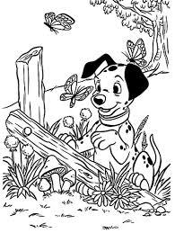 101 dalmatians coloring page 8