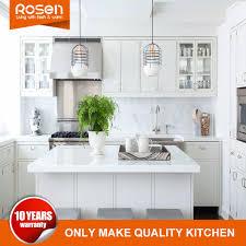 china white wood melamine kitchen cabinet luxury kitchen cabinets furniture chinese cabinet cuoboard