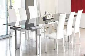 modern glass dining table. Brilliant Table Exellent Modern 46 Awesome Glass Dining Table To B And E