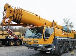 Liebherr Ltm 1060 2 70 Ton All Terrain Crane For Sale