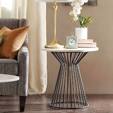 top marble sidetables