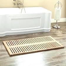 ikea bathroom rugs perfect bamboo bath mat with x rectangular teak shower bathroom rug furniture