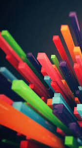 3D Color column 01 iPhone 6 Wallpapers ...