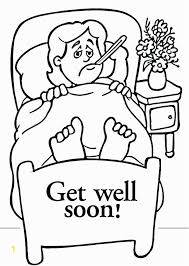 Get Well Soon Grandpa Coloring Pages Feel Better Coloring Pages For