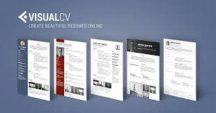 Visual Resume Templates Adorable Real CV Examples Resume Samples Visual CV Free Samples Database