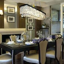 dining room chandeliers dining room crystal chandeliers impressive rectangular crystal chandelier dining room modern modern contemporary