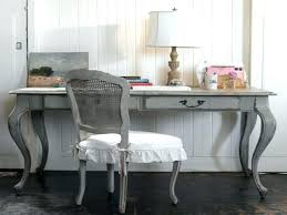 shabby chic office furniture. Shabby Chic Office Desk Chair Swivel Furniture Grey Simply Cubicle N