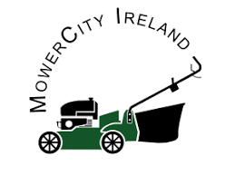 lawn mower logo. lawnmower sales, repairs, trade-ins \u0026 more. mowercity ireland logo lawn mower g