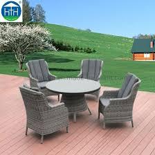 china patio dining set with cushion