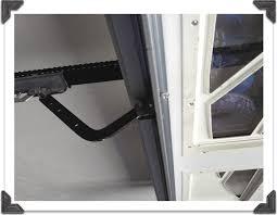 garage door support arm