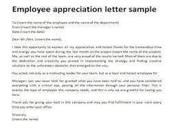 Appreciation Letter Filename My College Scout