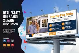 Price Signage Template Real Estate Billboard Signage V2