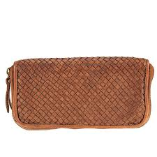 leather wallet for women with vintage effect passa allo zoom hover to zoom