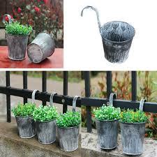 patio flower plant pots baskets