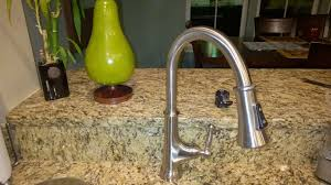 Glacier Bay Kitchen Faucets Glacier Bay Touchless Kitchen Faucet Unboxing And Installing Youtube