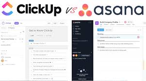 Gantt Chart In Asana Clickup Vs Asana Comparison 2019 Sharecodex