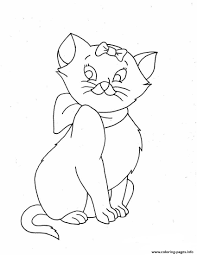 Small Picture female cat animal s5c1d Coloring pages Printable