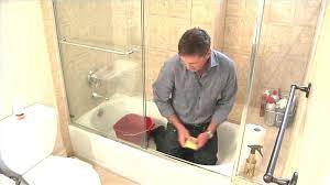 extraordinary shower door tracks best way to clean aluminum shower door tracks the best image of