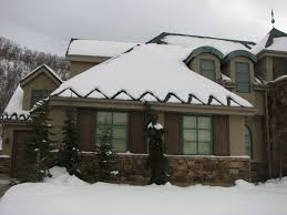 roof wires melt ice seamless gutters is an authorized dealer for leaflock