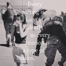 Military Love Quotes Beauteous Military Love Quote Shared By On We Heart It