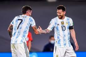 World preliminaries-Messi