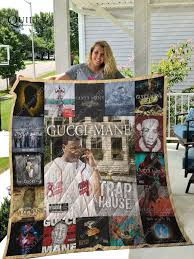 Gucci Mane Albums Quilt Blanket For ...