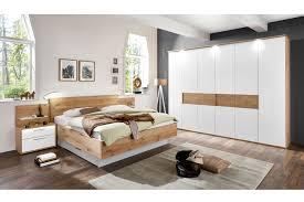 Disselkamp Catania Schlafzimmer Eiche Weiß Möbel Letz Ihr