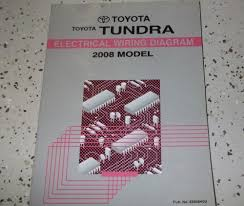2008 toyota tundra electrical wiring diagram service shop repair 2010 toyota tundra wiring schematic at 2008 Tundra Wiring Diagram
