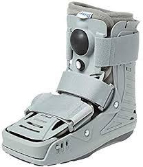 Iband Pro Air Walking Boot Low Top Aircast Short Pneumatic