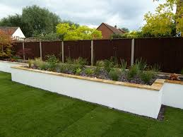 Small Picture Garden Walls And Retaining Walls Garden Design Cheltenham garden