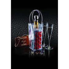barcraft prosecco gift set 9 pieces set includes chagne stopper 6 dainty