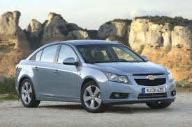 Chevrolet Cruze Sedan Launched in India - autoevolution