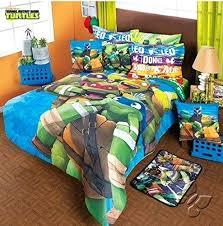 Ninja Turtle Comforter Set Twin Teenage Mutant Ninja Turtles ...