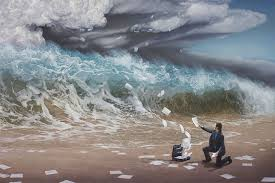 Surreal Paintings Joel Reas Captivating Surrealist Paintings Will Make You