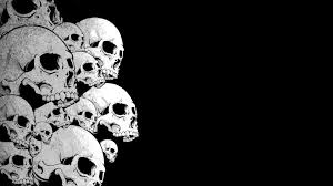 1920x1080 black skull wallpaper 18117 wallpaper res 1920x1080 room