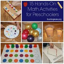 Pattern Activities For Preschoolers Interesting HandsOn Math Activities For Preschoolers
