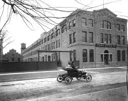 Benson Ford House Fords Piquette History Saved Hemmings Daily