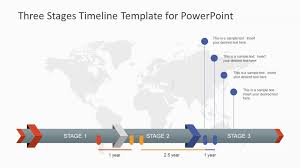 Vertical Timeline Powerpoint Timeline Template For Powerpoint Great Project Management