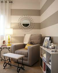 diy tutorial painting cabana stripes on walls how to