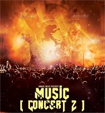 Concert Flyers Templates 31 Concert Flyer Templates Word Vector Eps Psd Formats