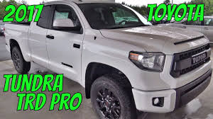 2017 Toyota Tundra TRD Pro Complete In Depth Tutorial & Review ...