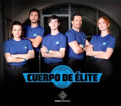 Cuerpo de elite Temporada 1 audio español