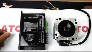 24V/<b>48V BLDC</b> Motor Hall Sensor Controller Connection & Control ...